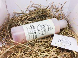 Shampoo naturale al latte di capra AiZei